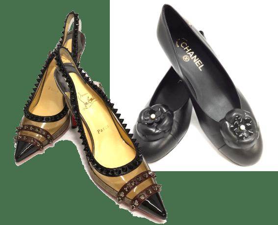 ブランド靴  買取