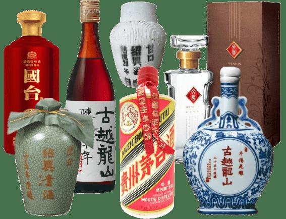 中国酒 買取