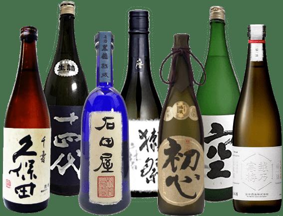 日本酒 買取