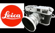 Leica(ライカ)はカメラのアート作品 高額買取の期待大