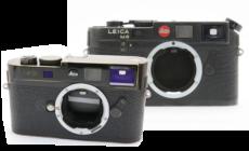 ライカといえばM型!中古で人気のライカM8、M6をご紹介