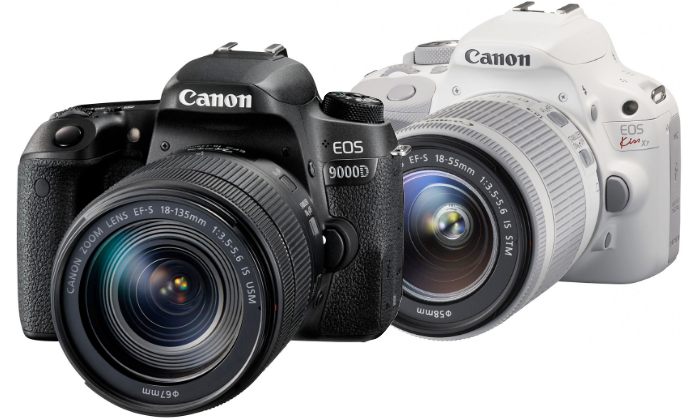 Canon EOS(イオス)の買取相場をチェック