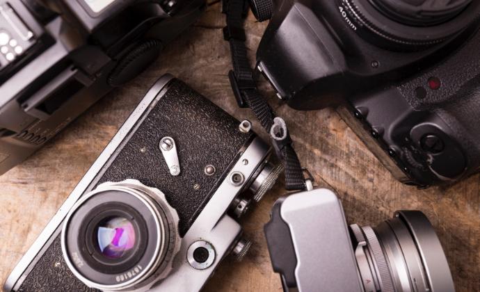 フィルムカメラの中古買取は値崩れしにくい