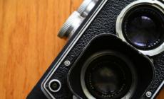 古くても高額買取が期待できる二眼カメラ