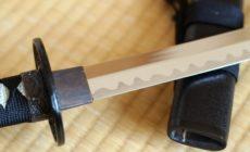 刀を綿でポンポンする理由は?刀の手入れの仕方