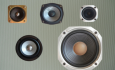 スピーカーの種類は音域により7種類ある!