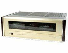 Accuphase P-102アンプ