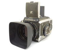 BRONICA S2 2.8 7.5cmカメラ