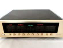 Accuphase DF-45アンプ