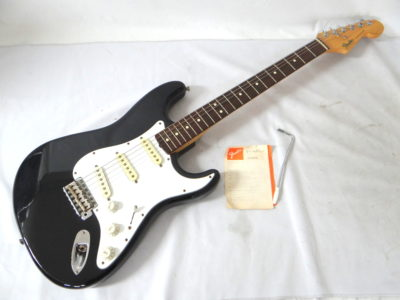 Fender USA Stratcaster ギター