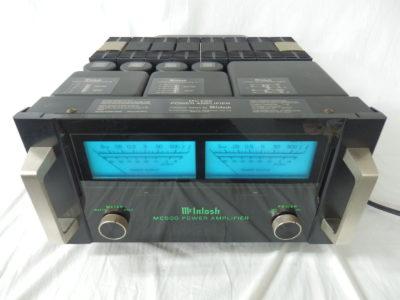 Mcintosh MC500ステレオパワーアンプ