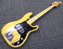 Fender USA PRECISION BASSベース