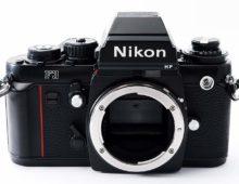 Nikon F3 HPカメラ