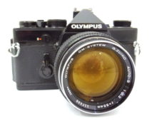 OLYMPUS OM-1 1:1.2 55mm