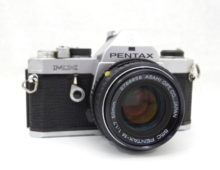 PENTAX MX 1:1.7 50mm