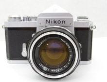 Nikon F 1.4 50mm