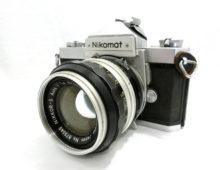 Nikomat FT 1.4 50mm