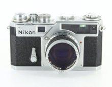 Nikon SP 1:2 5cm