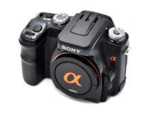 SONY A-100 カメラ(ボディ)