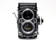 ROLLEI FLEX Planar 2.8 80mm
