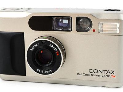 CONTAX T2コンパクトカメラ