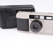 RICOH GR1sカメラ
