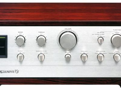 Pioneer Exclusive C5コントロールアンプ