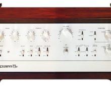 Pioneer Exclusive C3aステレオプリアンプ