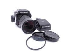 MAMIYA645 M645 150mm F2.8