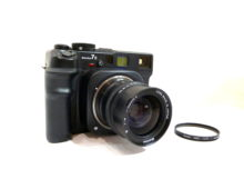 MAMIYA 7II 65mm F4カメラ