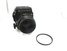 MAMIYA RB67 PRO SD 127mm F5.6