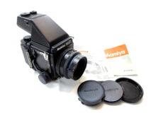 MAMIYA RZ67 PROII 110mm F2.8 W 中判カメラ