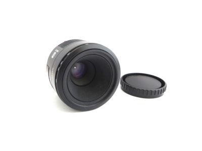 MINOLTA AF MACRO 50mm F2.8レンズ