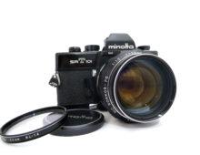 SRT-101 MC ROKKOR-PG F1.2 58mm