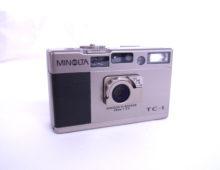 MINOLTA TC-1コンパクトカメラ