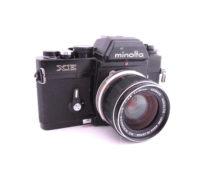 XE MC W ROKKOR-HG 35mm F2.8