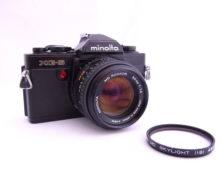 XG-S MD ROKKOR 50mm F1.4