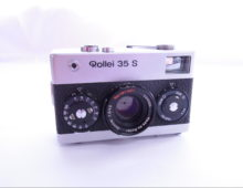 ROLLEI 35S Silver