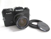 Rolleiflex  SL35M F2.8 28mm