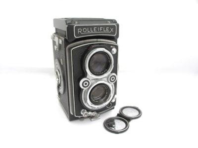 ROLLEIFLEX Tessar F3.5 7.5cm