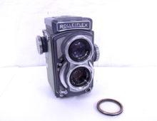 ROLLEIFLEX Xenar F2.8 60mm