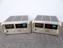 Accuphase M-100アンプ